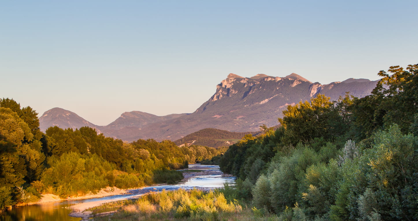 Rivière Drôme et les Trois Becs - Top des spots nature de la Drôme