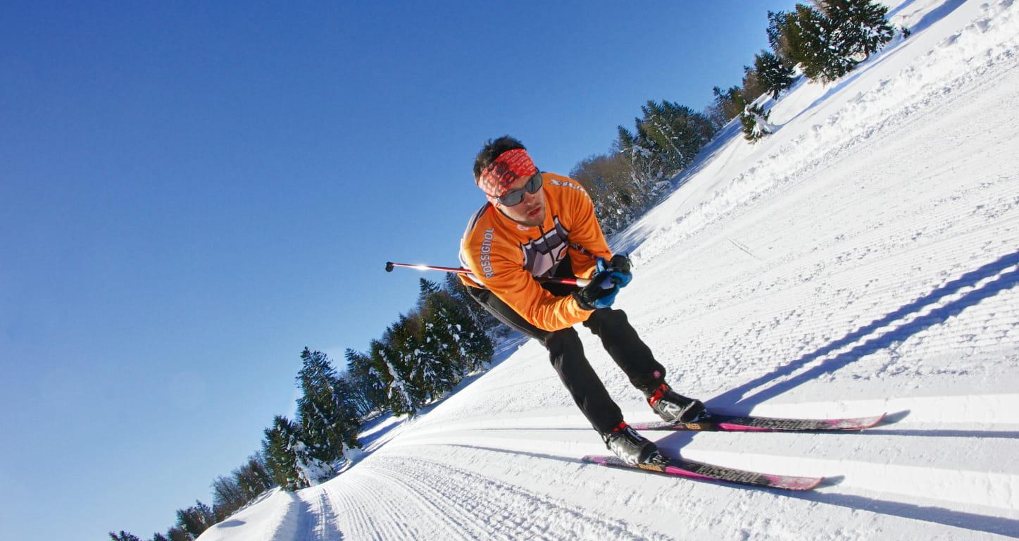 Ski nordique dans les stations de la Drôme - Top des spots nature de la Drôme