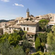 Village provençal de Venterol - village perché