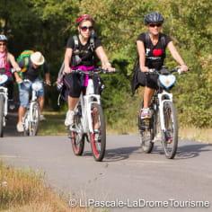Vélo à Assistance électrique dans la Drôme