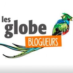 logo blog les globe blogueurs