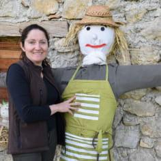 Angélina Mroz portrait agritourisme restauration