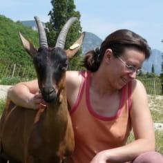 Ines DE RANCOURT portrait agritourisme hebergement