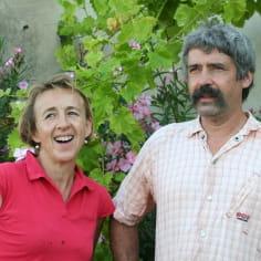 Pascaline Chambart portrait agritourisme accueil à la ferme