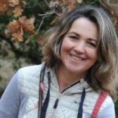 Virginie SIMIAN portrait agritourisme hebergement