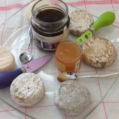 Assiette de Picodon