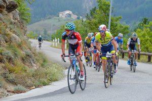 La Drômoise, une des 10 plus grandes cyclosportives de France
