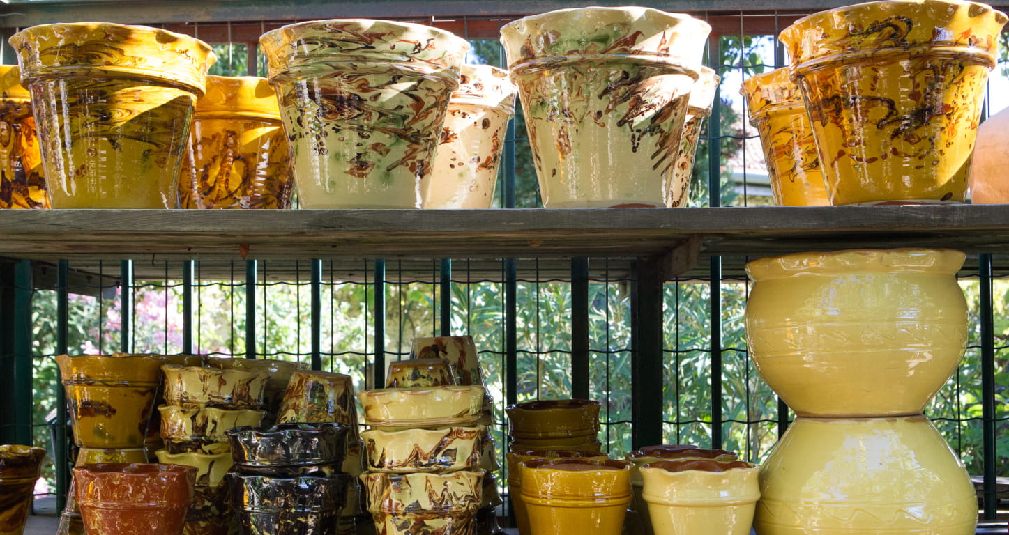 poterie de Cliousclat, savoir faire de la Drôme