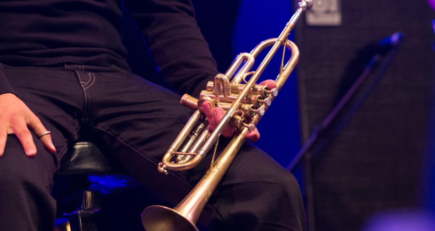 trompette de jazz