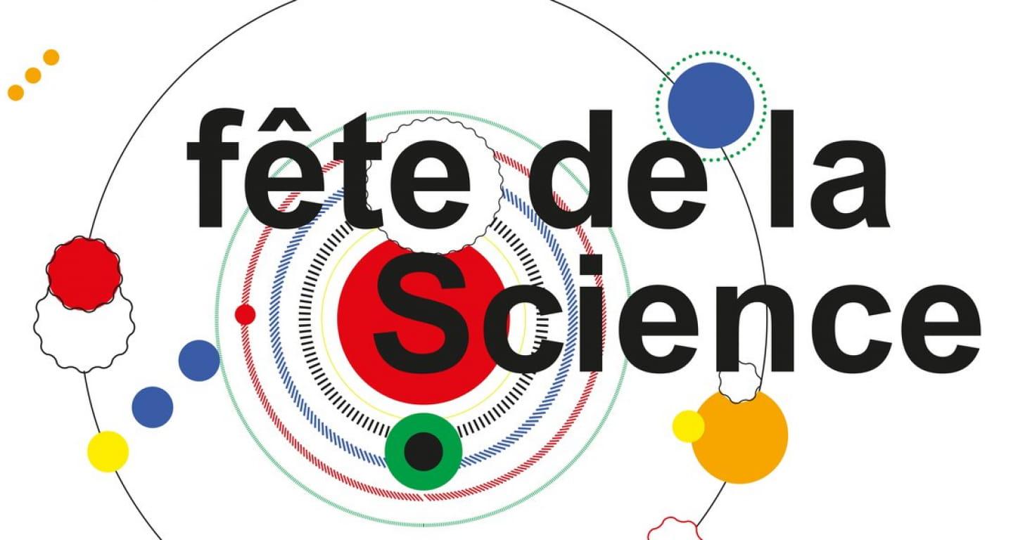 affiche générique fête de la science