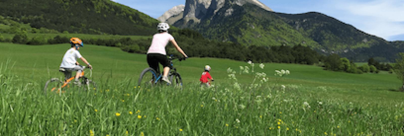 Val de Lus Electric mountain bike rides