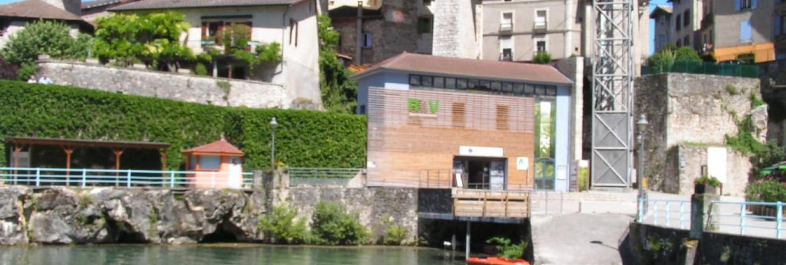 Office de Tourisme Vercors Drôme - Accueil de Saint Nazaire en Royans