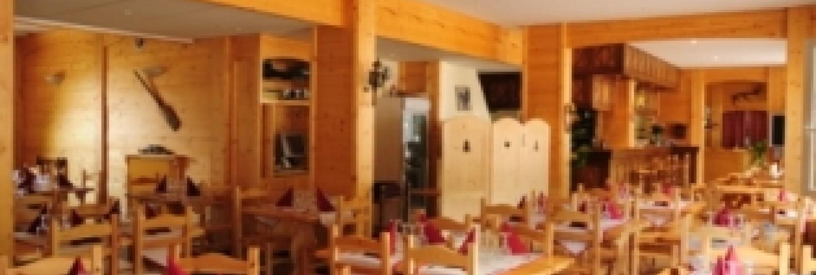 Restaurant Auberge du Tétras-Lyre