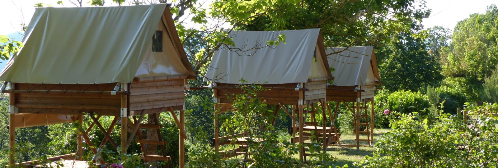 Camping du Domaine de Senaud