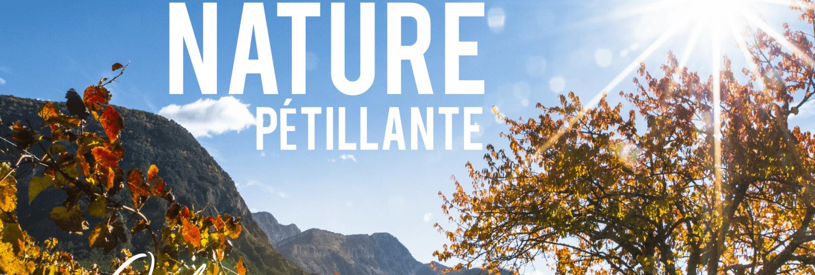 Journée groupes - Nature Pétillante