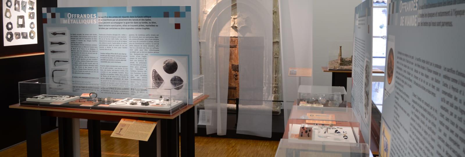 Fermé Temporairement - Musée d'Archéologie Tricastine