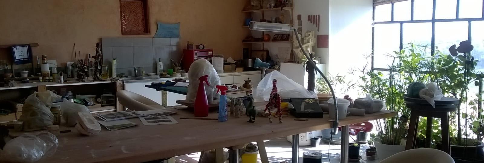 Sculpteur-illustratrice Bernard-Lacour Pascale