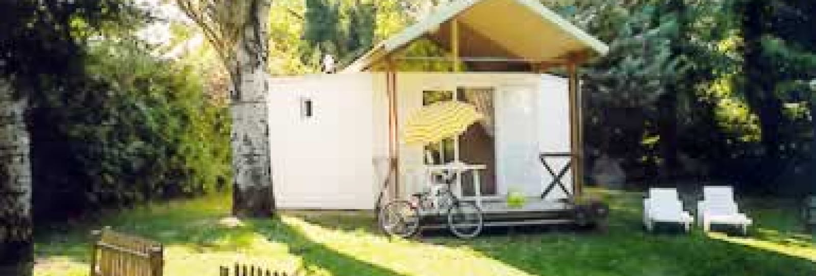 Chalets - Camping les Clorinthes