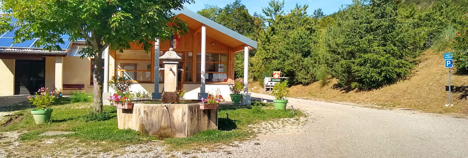 Camping les Thibauds
