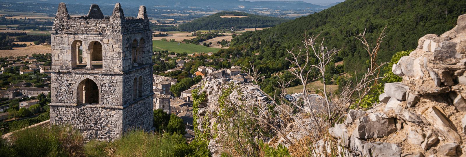 'Journée Émotions' : Explorez Montélimar et ses villages perchés