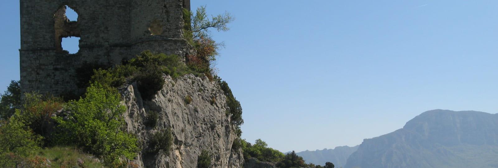 Chateau de Soyans