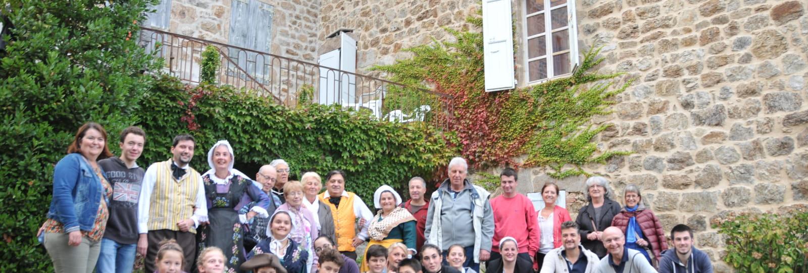 Visite de groupe Maison Charles Forot
