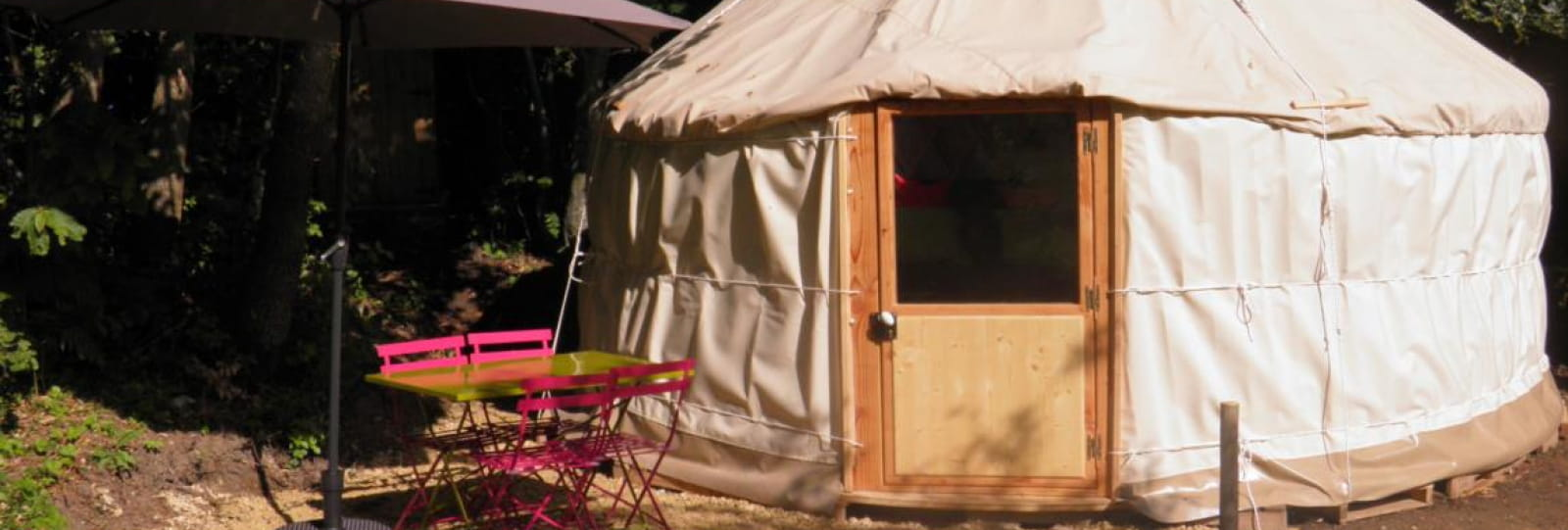 Camping à la Ferme du Devès