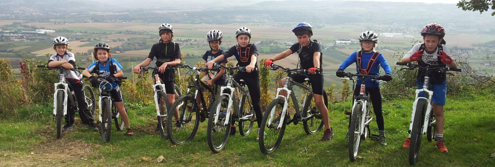 Tour de Pays VTT de la Drôme des Collines