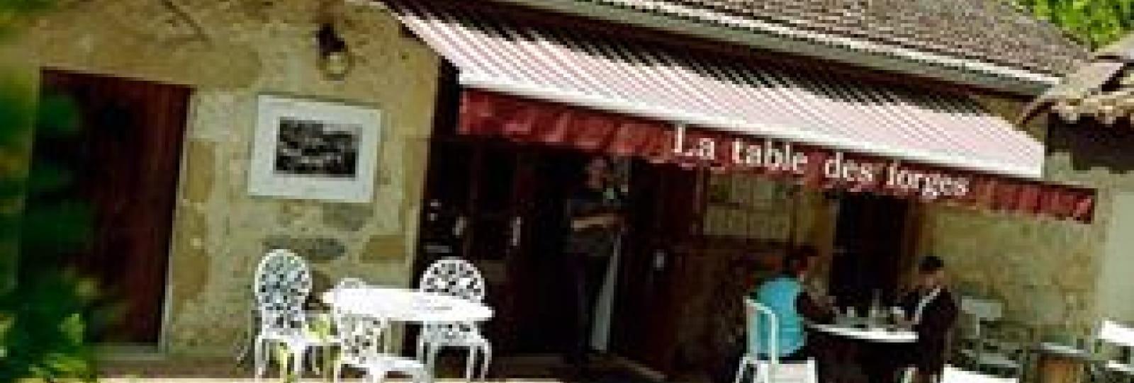 Restaurant La Table des Forges