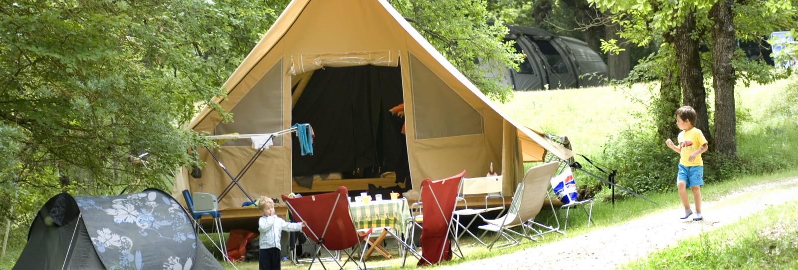 Les Glamping Lodges Nature de La Ferme de Clareau