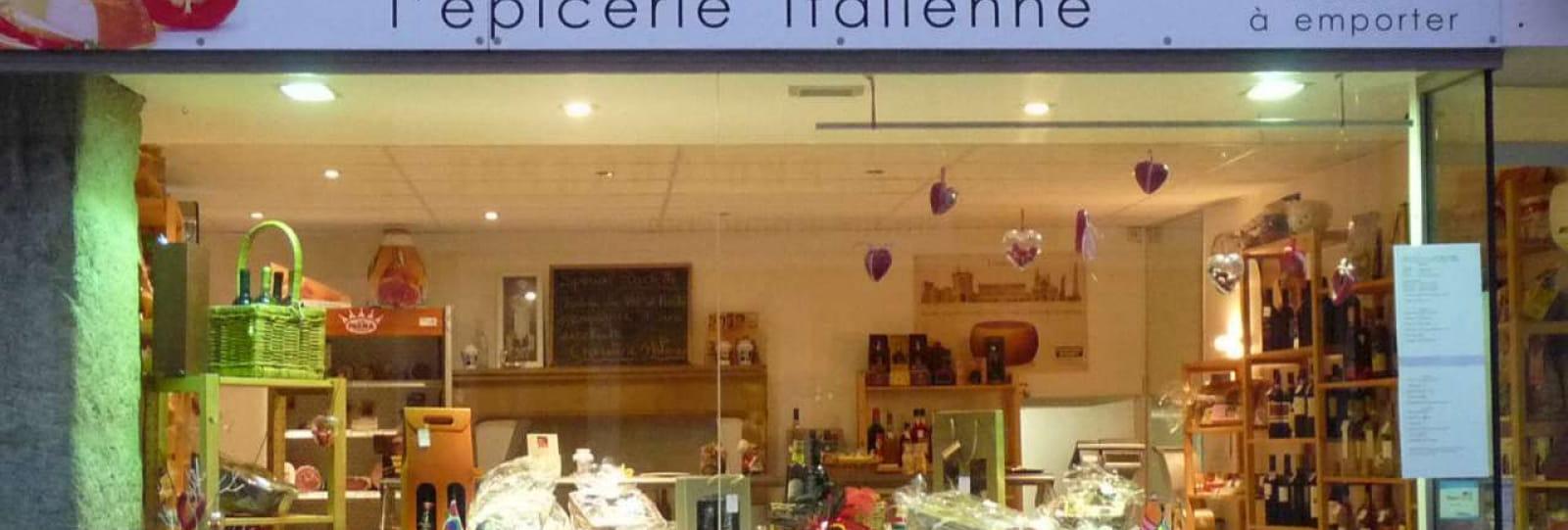 Pasta et Salsa - Epicerie italienne