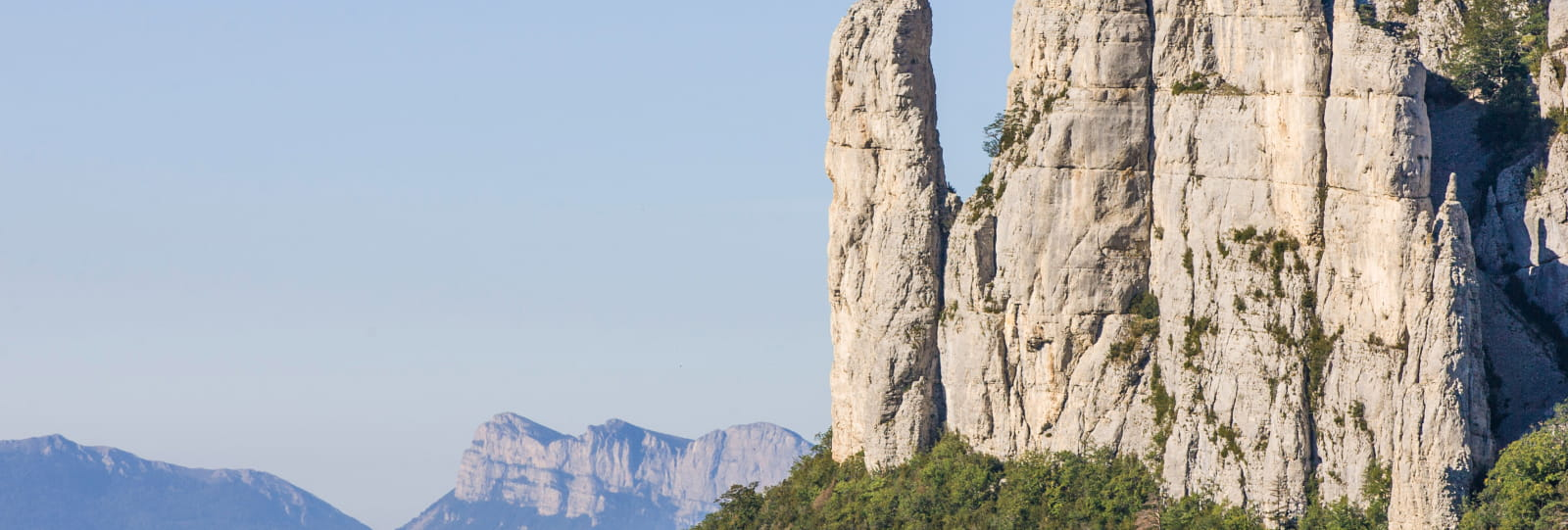 From the Vercors to the Diois