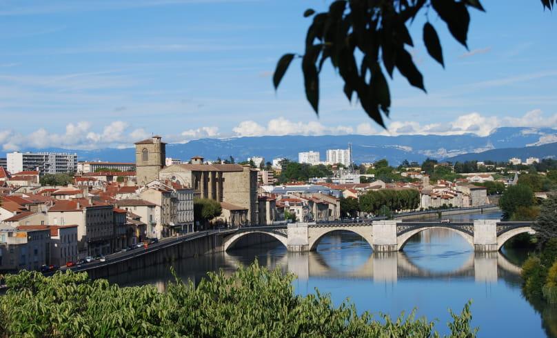 City tour entre berges de l'Isère et métiers d'art