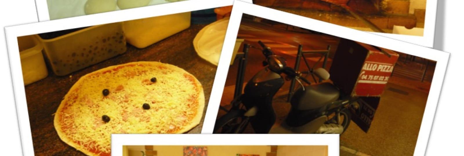 Four et  pizzas