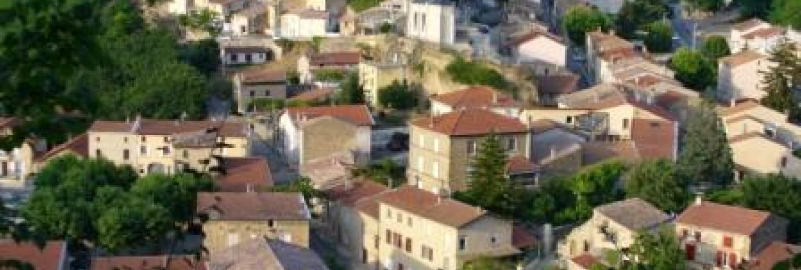 Village de Châteauneuf-sur-Isère