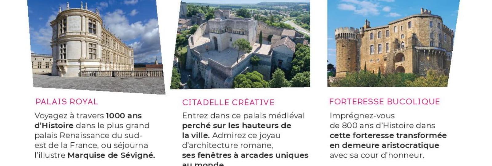 Recto - Journée Châtelain en Provence