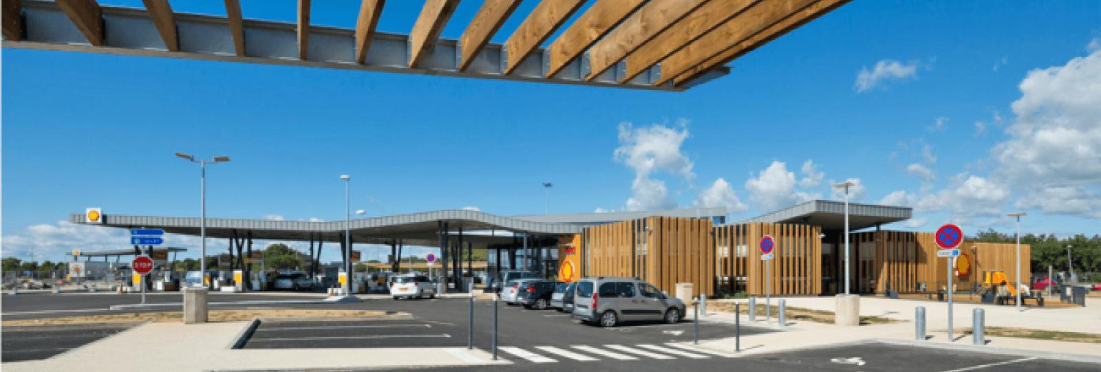 Aire Camping-Cars A7 Montélimar Ouest