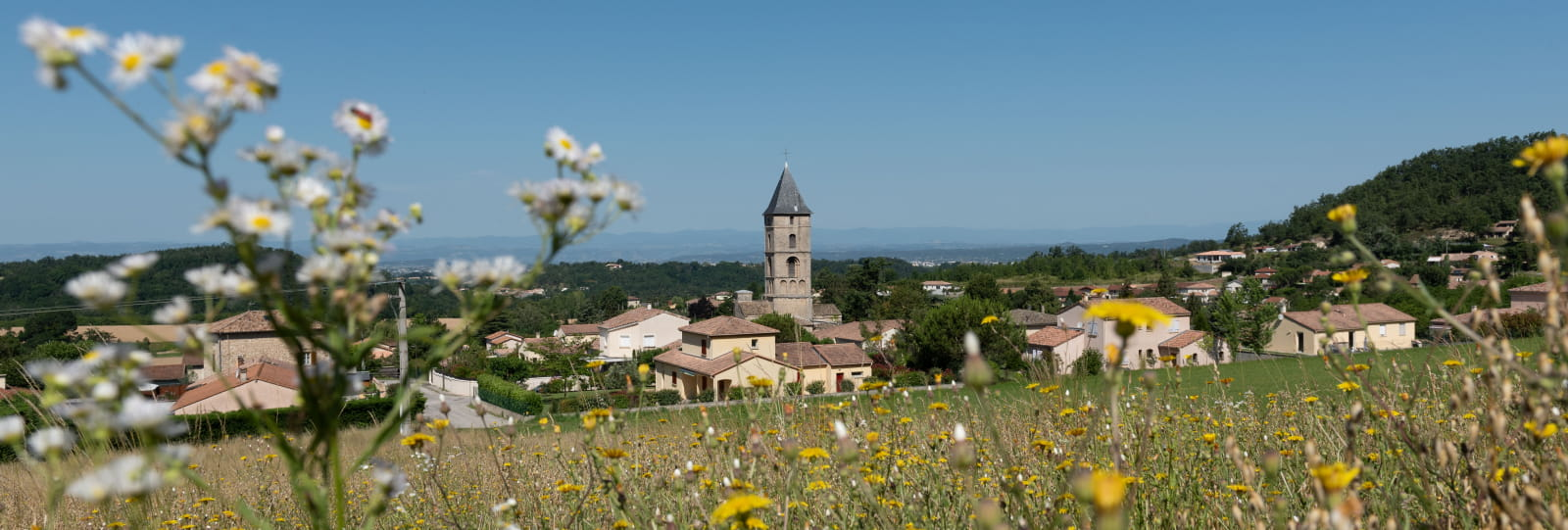 Village de Beauregard-Baret