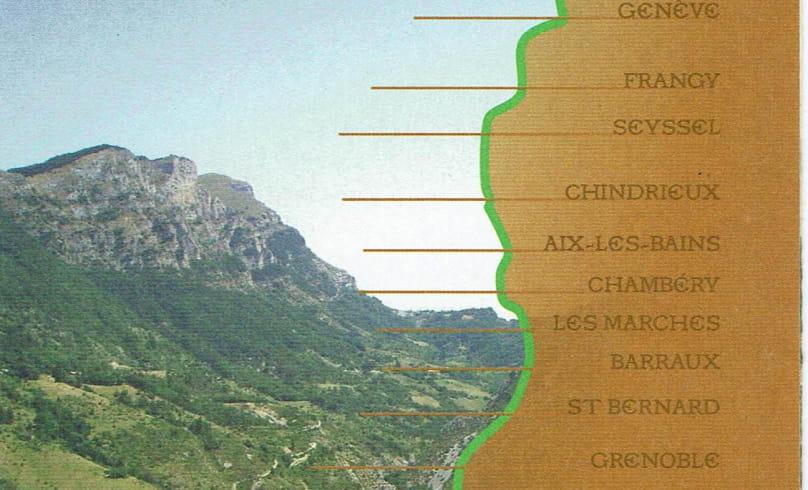 GR 965 Sur les pas des Huguenots (étape 3 )