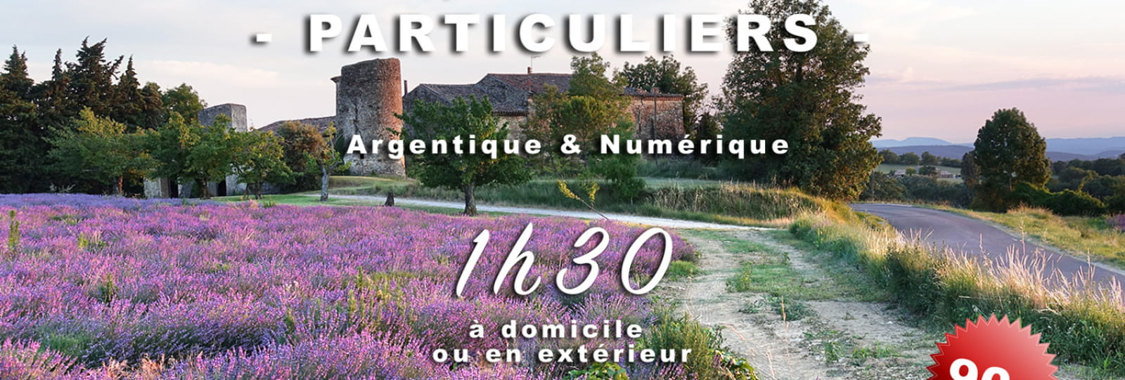 Cours Photo Particuliers