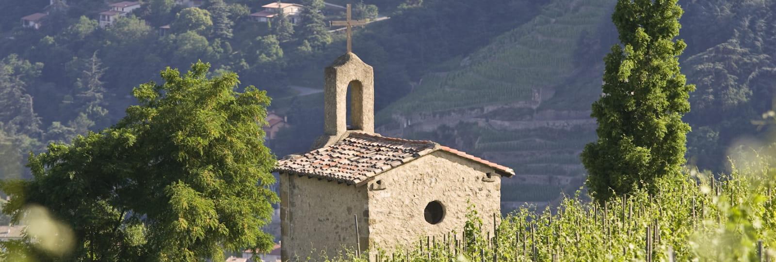 Chapelle de l'Hermitage Paul Jaboulet Ainé