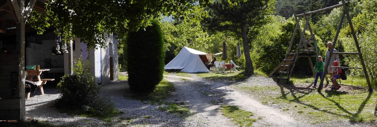 Aire Naturelle de Camping le Moulin du Rivet
