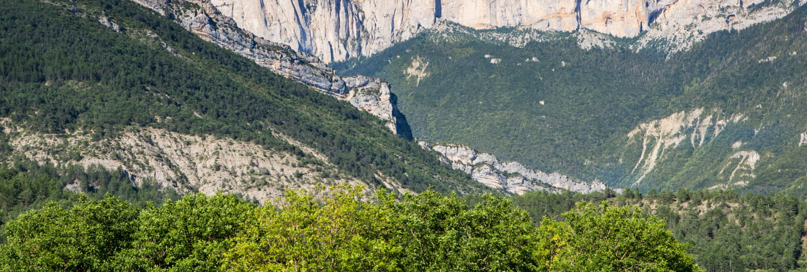 At the sources of the Drôme