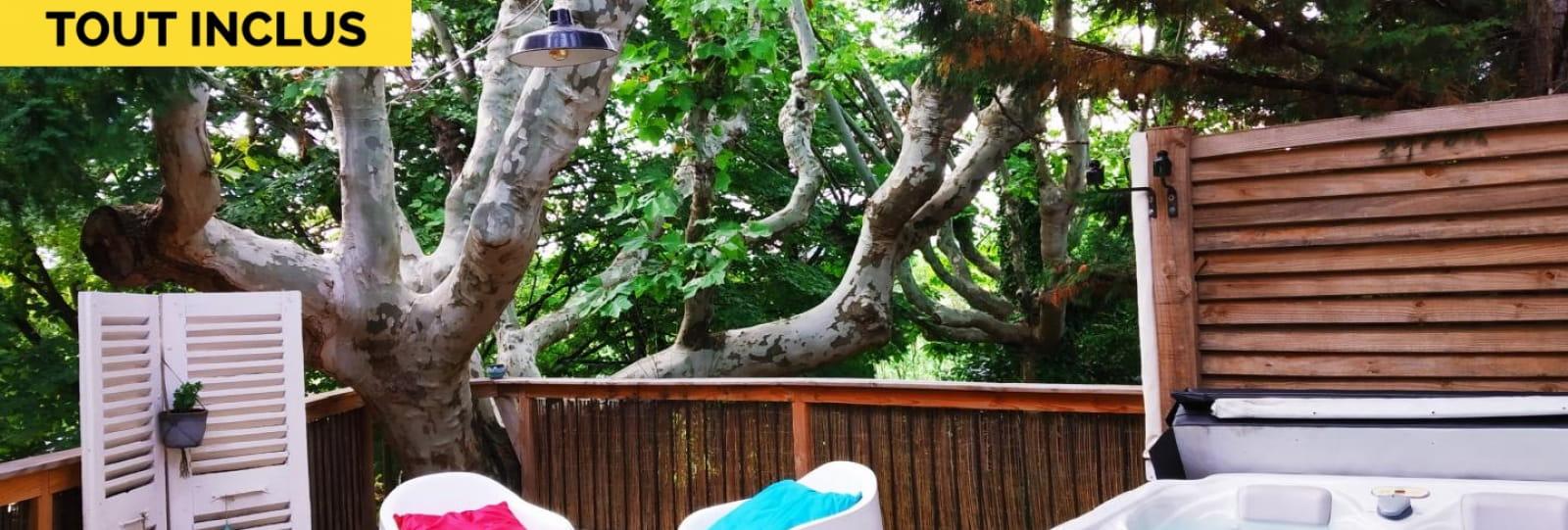 Gite Branches et bulles