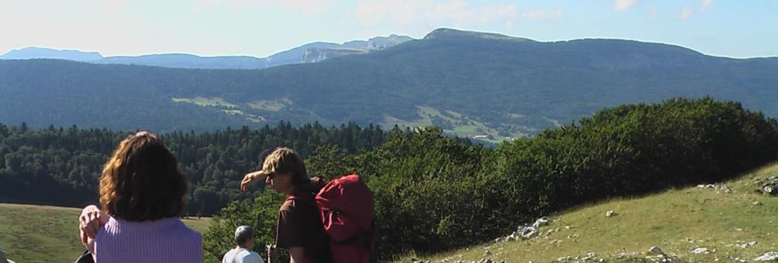 Rando - Hauts plateaux