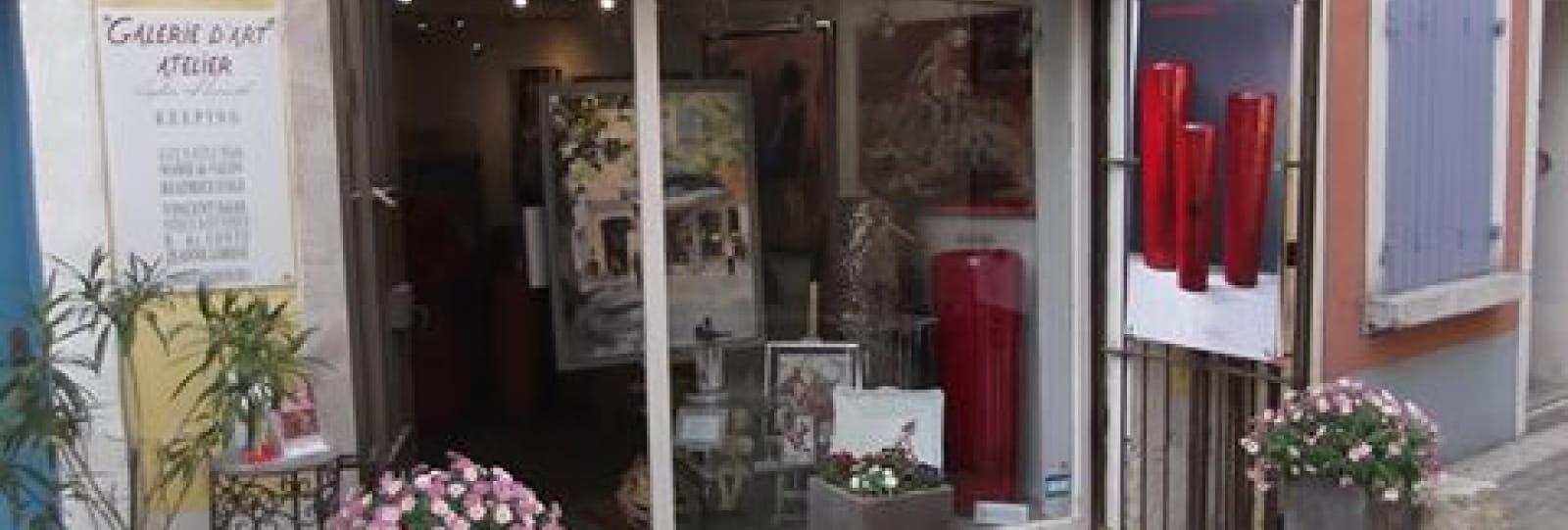 Galerie d'Art - Atelier Sophie Herrent