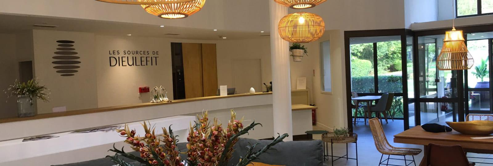 Accueil Hôtel