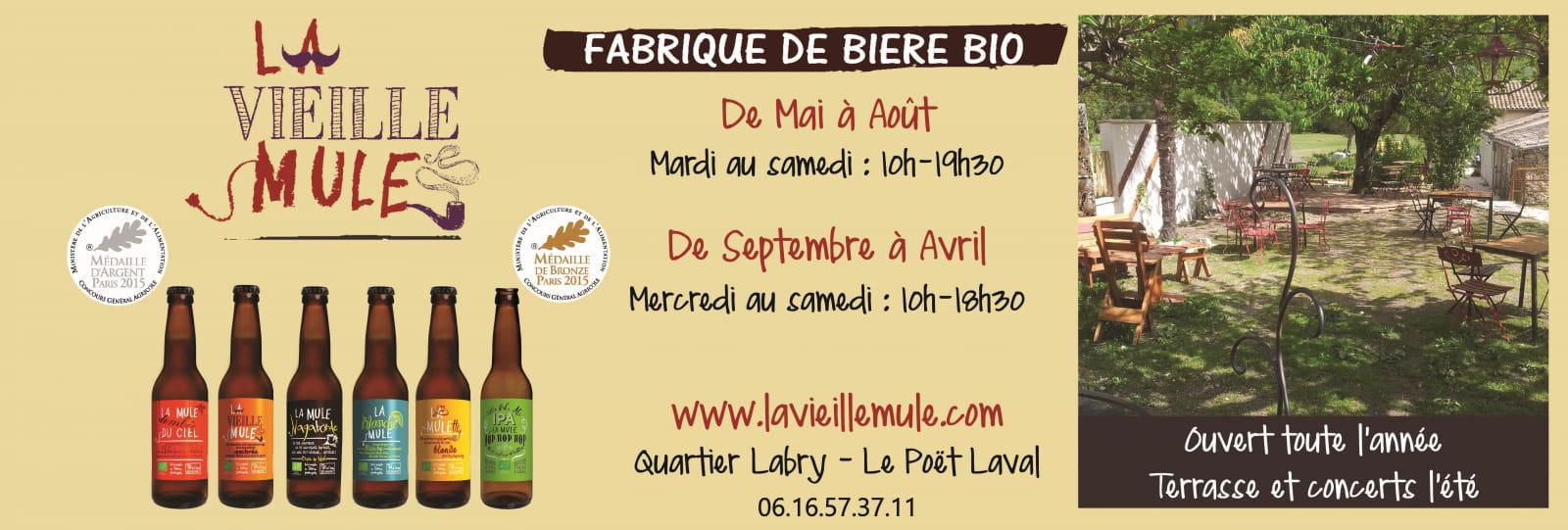 Brasserie la Vieille Mule