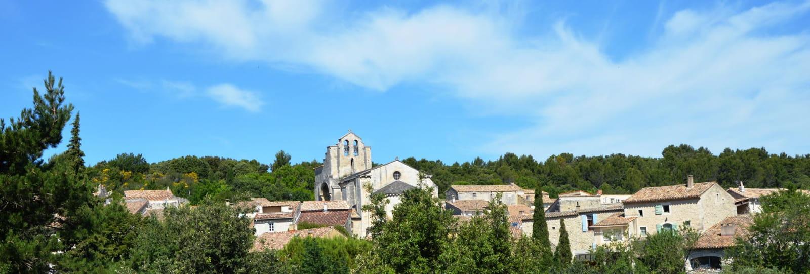 Eglise de style roman provençal