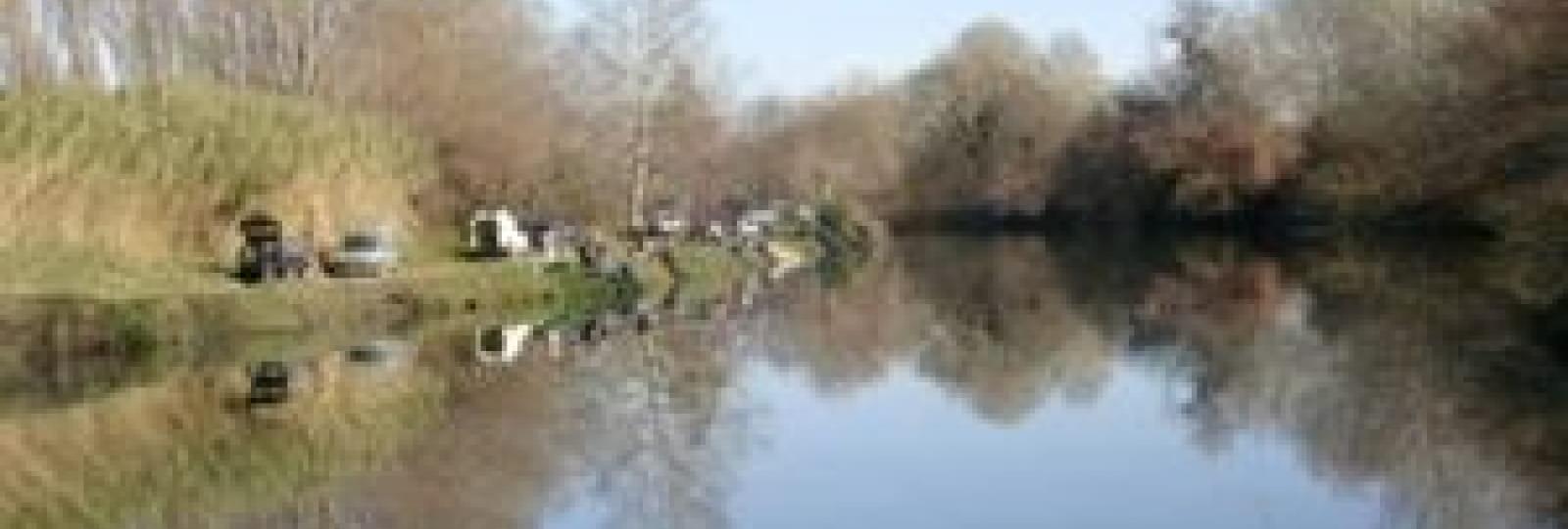 Pratique de la pêche de La Gaule Pierrelatte